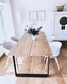 esstisch stuehle modern schlichtes wundervolles esszimmer einrichtungsideen