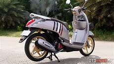 Babylook Scoopy by 4 Modifikasi Honda Scoopy Keren Minimalis