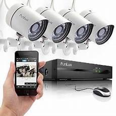 wlan überwachungskamera set 220 berwachungskamera set funk oder wlan aufzeichnung