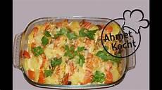rezept kartoffelauflauf mit hackfleisch ahmetkocht