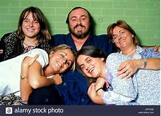 Aug 17 2006 Luciano Pavarotti With Adna And