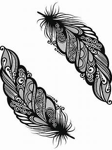 feder schwarz weiß vorlage ลายเส นขนนก สวยๆ ร ปภาพขนนกขาวดำ แบบม ศ ลปะในห วใจ วาดร