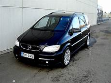 2002 Opel Zafira Exterior Pictures Cargurus