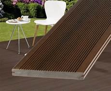 wpc terrassendielen shop wpc terrassendielen braun 300cm g 252 nstig kaufen