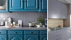 peinture meuble de cuisine 4 233 pour repeindre les meubles de sa cuisine m6 deco fr