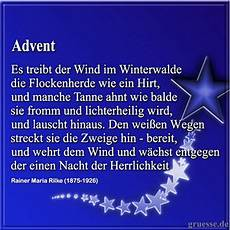 adventsgedicht gru 223 karten ecards adventsgr 252 223 e