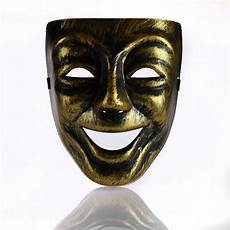 greek masks wholesale halloween party mask ancient greek god full face crying face masks smiling face mask