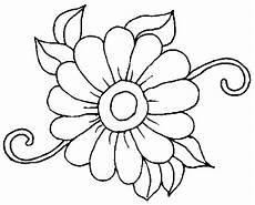 Ausmalbilder Blumen Einfach Ausmalbilder Blumen 07 Ausmalbilder