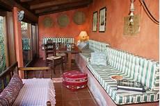 veranda coperta agriturismo l aglientu in sardegna a due passi dal mare