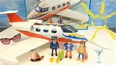 playmobil ferienflieger flugzeug 6081 auspacken seratus1