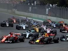 Dieses Start Drama Hat Die Formel 1 Weltmeisterschaft 2017