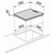 glem piani cottura glem gas gtl647ix piano cottura combinato 60 cm 3 fuochi a