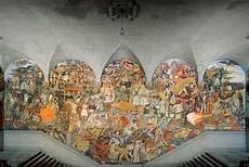 what was the mexican renaissance revolutionary murals and messages from kahlo rivera and