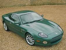 2003 Aston Martin DB7 Vantage Information