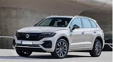 2020 vw touareg drops v8 replaces it with hybrid 2020