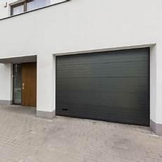 Porte De Garage Sectionnelle Mod 232 Le Quot Alize Quot Panneau Acier