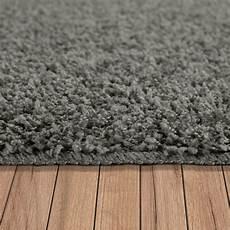 hochflor teppich wieder flauschig machen hochflor teppich waschbar einfarbig grau teppich de