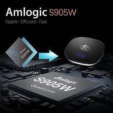 Amlogic S905w by A95x F1 Amlogic S905w Android 7 2gb 16gb Tv Box