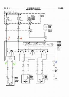 2000 caravan wiring schematic free picture diagram i am trying to troubleshoot power window problem for dodge grand caravan 2000 both of them quit