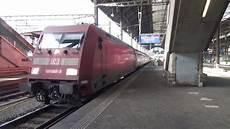 Br 101 087 5 Deutsche Bahn Ec 8 Z 252 Rich Hamburg Altona