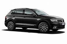 Official Volkswagen Tiguan 2016 Safety Rating