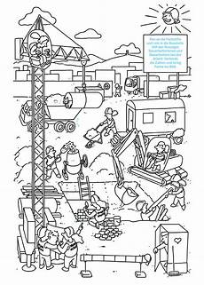 Malvorlagen Baustelle Ausdrucken Baustellenbild Zum Ausmalen Tomas Fryscak Museum Schaffen