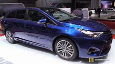 2016 Toyota Avensis Wagon Diesel Exterior And Interior
