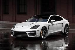 Porsche Admits Panamera Has Small Mistakes Plans All