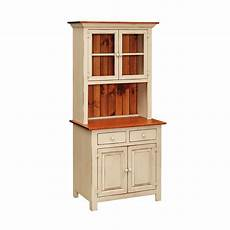 hutch kitchen furniture small kitchen hutch peaceful valley amish furniture