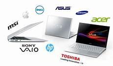 meilleure marque de pc portable le top 5 des marques de pc portables au 29 ao 251 t 2013