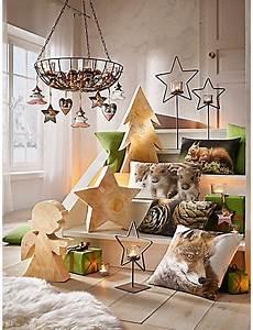 dekoration online shop heine home holz dekoration natur im heine online shop