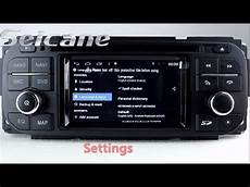 security system 2005 chrysler sebring navigation system 2002 2006 chrysler sebring sedan bluetooth dvd navigation system aftermarket car stereo youtube