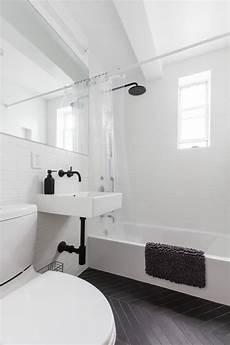Bathroom Design Of Thumb by Two Toned Small Bathroom Design Ideas Popsugar Home