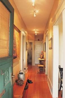 ask casa color for a dark hallway popsugar home