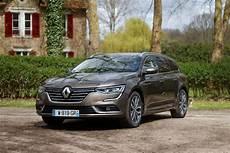 Essai Renault Talisman Estate Tce 150 L Essence D Acc 232 S