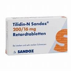 tilidin n sandoz 50 4 mg 140 tabletten ohne rezept
