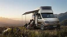 Vw California Concept Is The Ultimate Crafter Motorhome