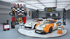 porsche 911 gt finish line lego speed chions 75912