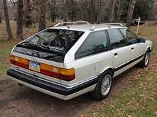 White Sunday 1991 Audi 200 20v Avant German