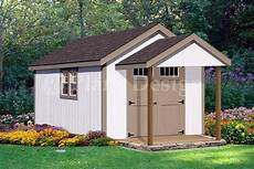 20 10 potting patio pool house shed plans p72010 free material list ebay