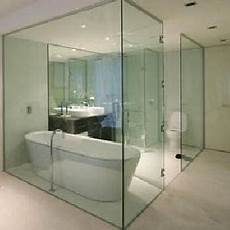 Bad Trennwand Glas - glass partitions manufacturers suppliers exporters in