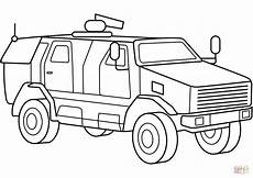 army truck colouring pages 16518 armored mrap vehicle coloring page free printable coloring pages