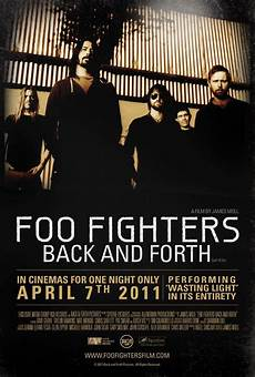 foo fighters back and forth documentary foo fighters back and forth 2011 filmaffinity