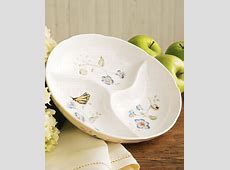 Lenox Butterfly MeadowDivided Dish & Reviews   Dinnerware
