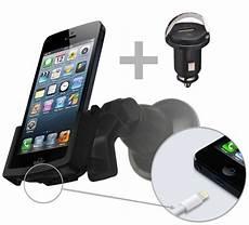 apple iphone 5 5s fix2car handy auto halterung mit
