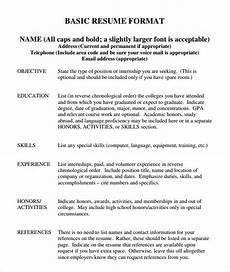 free basic resume templates microsoft word ipasphoto