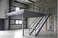 mezzanine industrielle en kit mezzanine de stockage industrielle