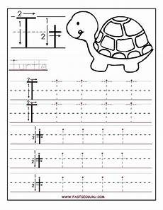 letter t tracing worksheets preschool 23835 printable letter t tracing worksheets for preschool mfw k unit 06 turtle
