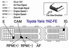 toyota 1nz fe engine wiring diagram wiring diagram