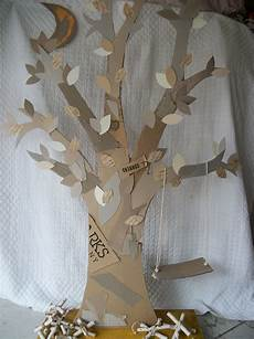 baum basteln pappe cardboard tree for closet play space and it